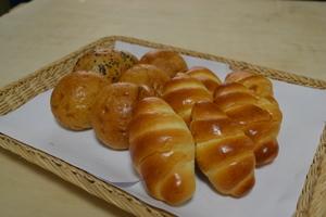 ご利用者様が作られたパン